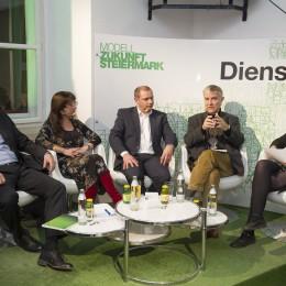 Die Zukunft der Volksparteien