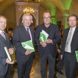Buchpräsentation Modell:Zukunft:Steiermark 2011/2012