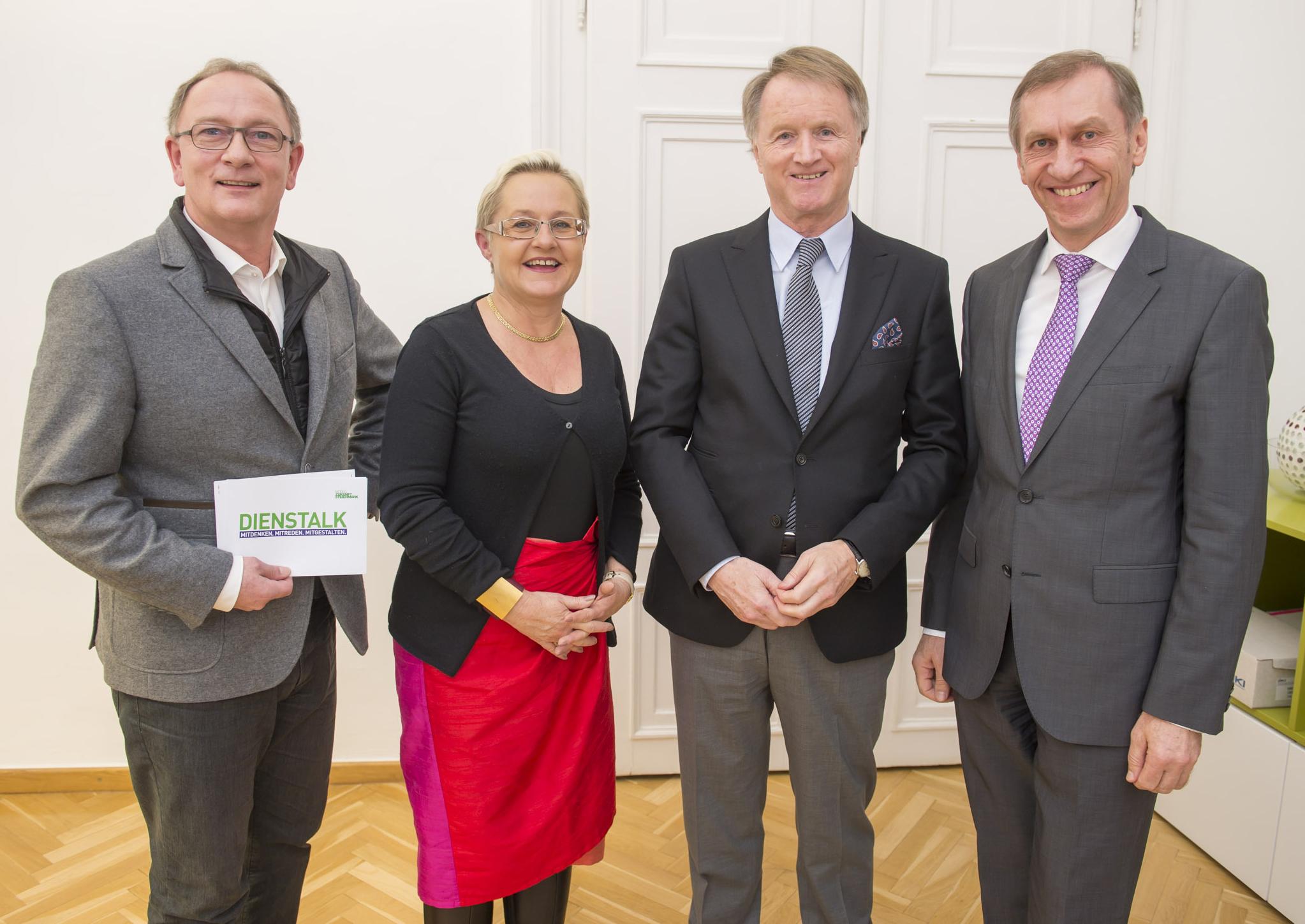 Mut und Visionen für mehr Jobs in der Steiermark
