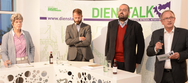 Melanie Sully, Michael Fleischhacker, Stefan Brocza, Detlev Eisel-Eiselsberg