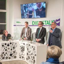 DiensTalk: Hitzige Debatte um Rauchfrei(heit) in der steirischen Gastronomie